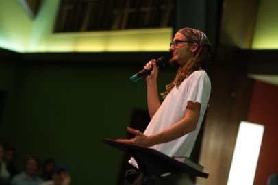 shane claiborne at quest