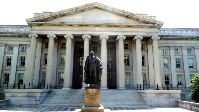 the national treasury