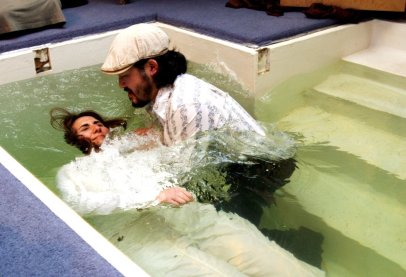 quest church baptism