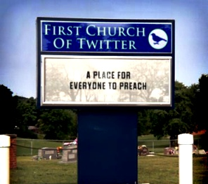 Twitter Church of Twitter