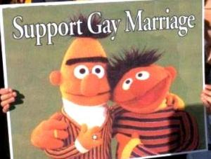 gay marriage?