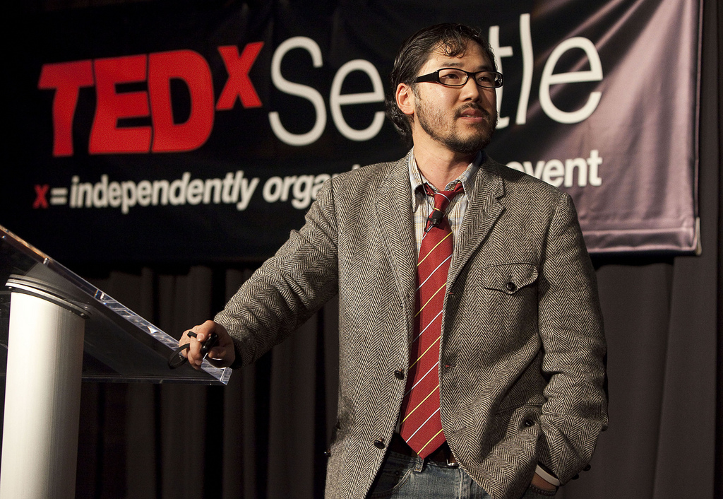 Last week, I had the privilege of being part of the TEDx event in Seattle.