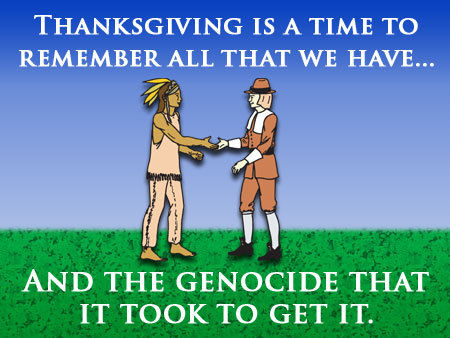Thanksgiving: The Forgotten History of America's Thanksgiving and What It Commemorates Thanksgiving_indians_genocide